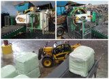 LLDPE fundidos desperdiçam a película da bala do quadrado do envoltório/envoltório do lixo/envoltório do lixo