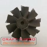 Eixo da roda de turbina de Gt15 743309-0004