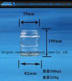 Bleifreies Glasglas für Stau und Soße
