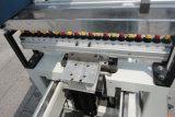 Dos filas de madera Taladro Máquina para la fabricación de gabinete