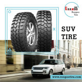 Neumáticos autos del neumático de la polimerización en cadena de los neumáticos radiales del fabricante del neumático de Roogoo