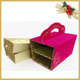 Caixa personalizada da gaveta da caixa de presente do fabricante de China do tamanho