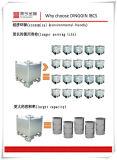 1000 litros de IBC hecho del acero inoxidable
