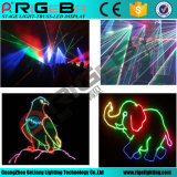 1500MW RGB buntes Laser-Stadiums-Effekt-Licht