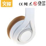 白い3.7V李イオンスポーツの無線Bluetoothのヘッドホーン