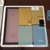 Heißes Sale Yellow Glass Insulating Glass für Curtain Wall
