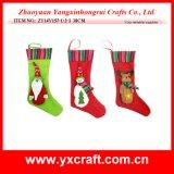 Décoration (ZY11S121-1-2-3) Ornement doux de Noël