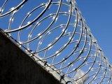 Провод лезвия бритвы металла дешевого цены высокий гальванизированный Strenth колючий