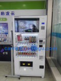Boisson chaude de vente/distributeur automatique 8c (32HP) de casse-croûte