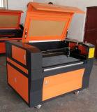 Macchina per incidere di alta precisione del laser per legno/marmo