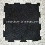 Heavy Duty Gym Rubber Floor (EN - 1177)