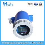 파란 탄소 강철 전자기 유량계 Ht 0225