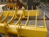 掘削機Cat325の掘削機のルート熊手のためのSfの熊手のバケツ