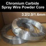 Chrom-Nickel-AluminiumlegierungWalzdraht 3.2mm/2.0mm/1.6mm alle Arten Draht für Lichtbogen-thermische Spray-Beschichtung