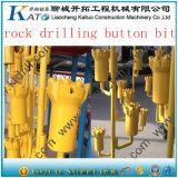 Bit de tecla do equipamento Drilling de rocha/linha/plano derrubados carboneto