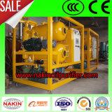 Фильтрация масла трансформатора глубокия вакуума, машина очистителя масла Zyd серии