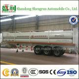 Reboque da câmara de ar CNG do recipiente para de gás natural do armazenamento do petroleiro reboque comprimido Semi