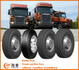 Radial Tyre, Truck and Bus Tyre (12.00R20, 12R22.5, 315/80R22.5)
