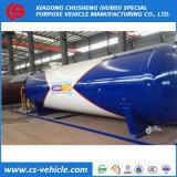 2.5トンLPGのスキッド端末LPGの給油所5m3