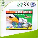 Alta calidad de alarma 2-vías del coche con el arranque del motor.