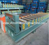 Ibr Dach-Stahlpanel-Rolle, die Maschine bildet