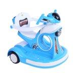 형식 기관자전차 건전지 아기 아이를 위한 전기 장난감 차