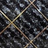 3mm 대리석 색깔 UV 입히는 PVC 비닐 벽면