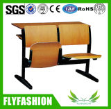 대학 Wooden Ladder Desk와 Chair School Furniture