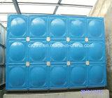 La vetroresina SMC di FRP ha isolato il serbatoio di acqua con il coperchio del poliuretano