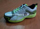 人のための薄緑のスポーツの運動靴