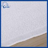 tovagliolo bagnato bianco del cotone di 22cmx22cm (QHDS299807)