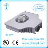 indicatore luminoso di via della strada di 120lm/W 15kv IP65 60W LED