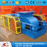 O ISO certificado transforma a máquina dobro do triturador de rolo