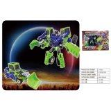 Jungen-Geschenk-Aufbau-Modell-Deformations-Roboter-Gebäude-LKW-Spielzeug
