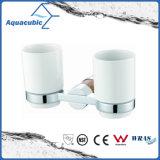 Wand-Montierung polierter chromierter Trommel-Halter (AA6715)