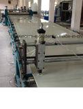 Linea di produzione di plastica dello strato di PP/PE/PS/PC/PMMA/Pet/PETG/TPU/ABS/EVA/EVOH riga di fabbricazione della strumentazione del piatto dell'espulsore (strato a un solo strato o a più strati)