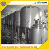 Equipo comercial de la fabricación de la cerveza equipo micro de la cervecería de la cerveza de 500 litros