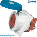 63A Panel Mounted Socket с CB Certification (QX1147)