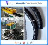 flexibler Plastikschlauch 20m/Min, der Maschinerie, gewölbte Gefäß-Strangpresßling-Zeile herstellt