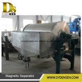 Tipo molhado separador do cilindro magnético de processamento mineral