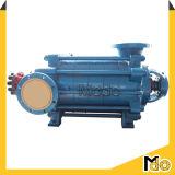 Pompe à eau centrifuge à plusieurs étages horizontale principale élevée