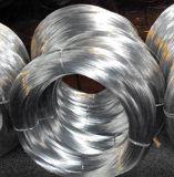 (Électro et chaud plongés) fil galvanisé de fer