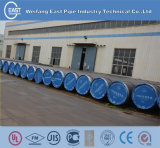 Awwa CSA Water Steel Pipe con Fbe 3lpe Coating