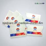 Varredura impermeável do protetor RFID dos cartões de crédito do passaporte do cartão de crédito que obstrui a luva