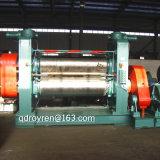 고무 달력 기계가 Qishengyuan에 의하여 2개의 롤/3개의 롤/4 롤에게 했다