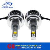 Heißes Sell H3 30W 3200lm LED Headlight From Evitek