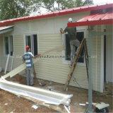 パラグアイのための鉄骨構造のプレハブの家