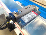 Máquina de dobra de placa hidráulica CNC