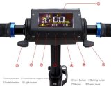 Автоматический складной самокат удобоподвижности для легкой езды
