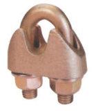 Clip de câble métallique, carbone ou acier malléable